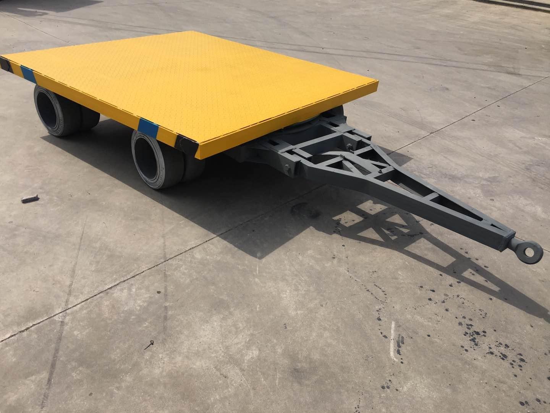 如何维护保养平板拖车
