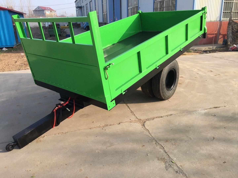 你是否了解平板拖车的分类?
