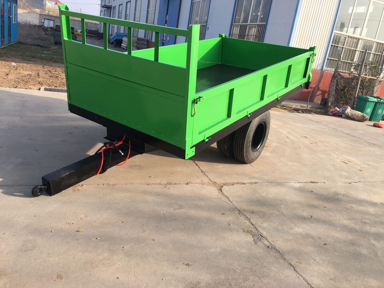 如何避免平板拖车破损?